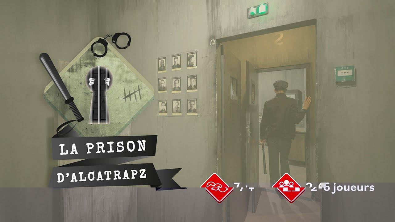 Housetrap - La prison d'Alcatrapz