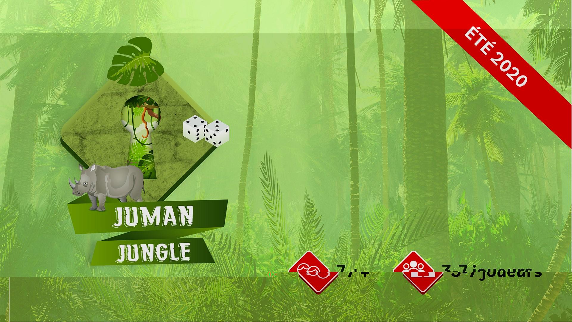 Housetrap Juman Jungle MASTER