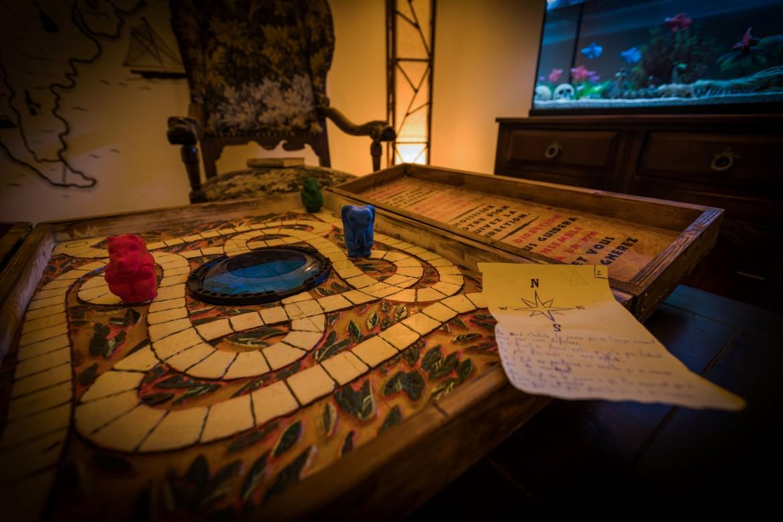 Juman Jungle 4 - HouseTrap Jumanji