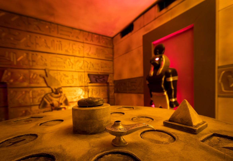 La Malédiction de Pharaon 02